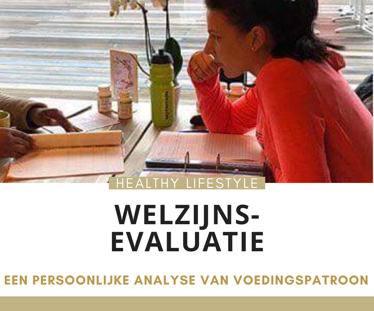 analyse eetpatroon